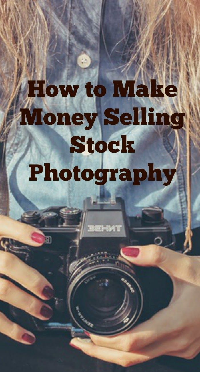 How to make Money as a Stock Photographer. Learn what makes a good picture and where to sell.