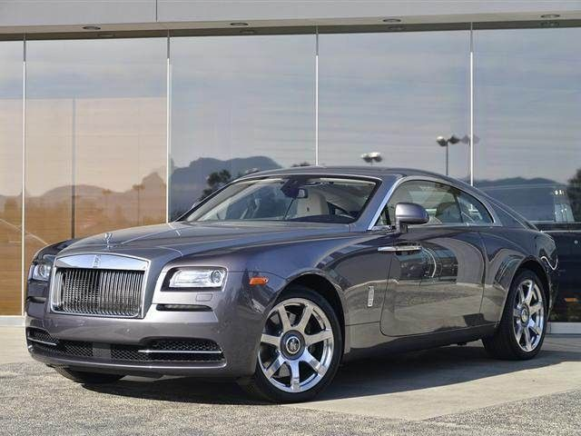 2014 Rolls-Royce Wraith Coupe Automatic  Anthracite