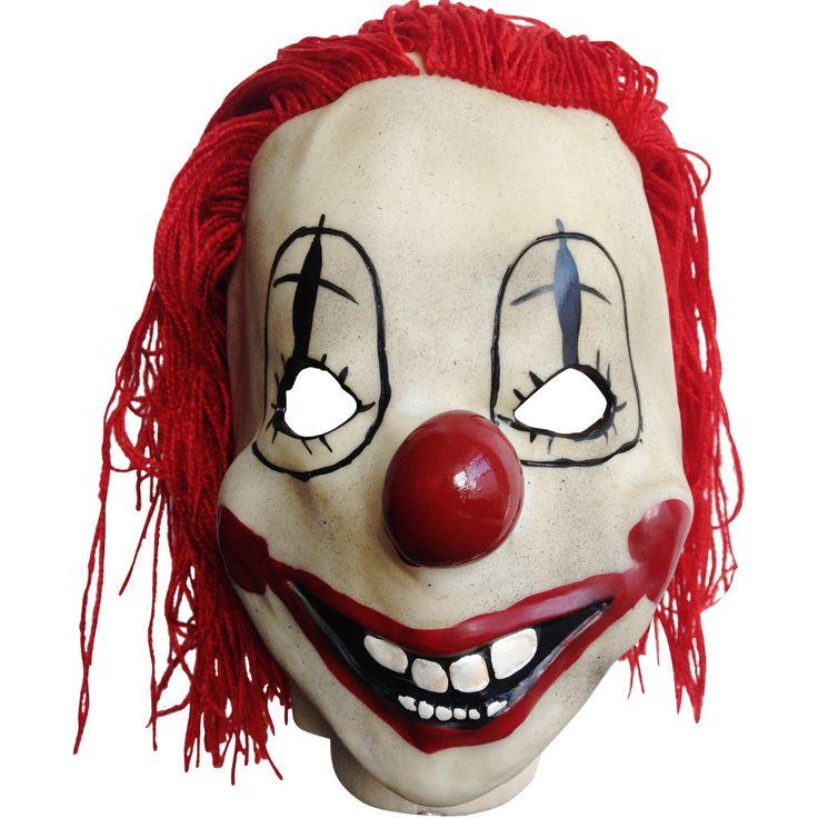 poltergeist clown doll mask