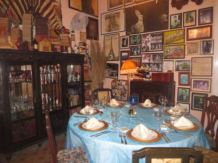 San Cristobal Paladar (Restaurant Review) Havana
