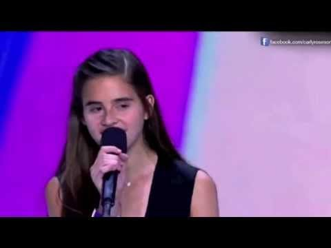 ▶ Carly Rose Sonenclar-- Original Audition