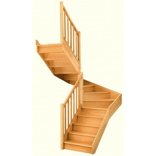 17 best ideas about escalier quart tournant on pinterest rampe escalier es - Escalier quart tournant milieu ...