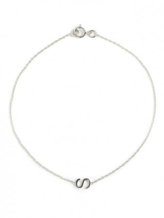 Mini Letter Bracelet - Baublebar has best personalized jewelry