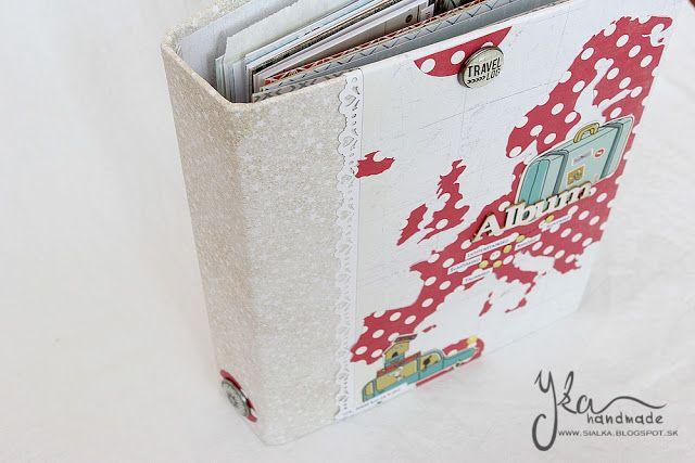 Yka handmade: Travel album