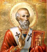 St. Athanasius, Bishop and Doctor of the Church: St. Athanasius, Bishop of Alexandria and a great defender of the orthodox faith, throughout his life opposed the Arian heresy. By denying the Godhead of the Word the Arians turned Christ into a mere man, only higher in grace than others in the eyes of God. St. Athanasius took part in the Council of Nicea in 325 and until the end remained a champion of the faith as it was defined by the Council. In him the Church venerates one of her great…