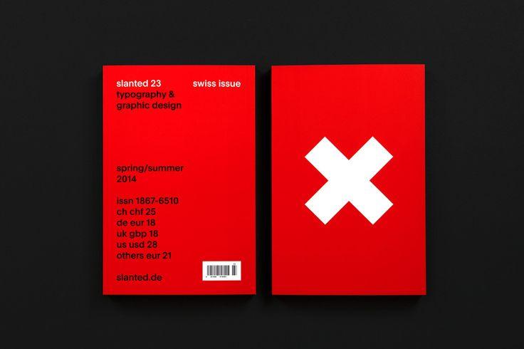 """Swiss Issue"" – Slanted Magazin #23"