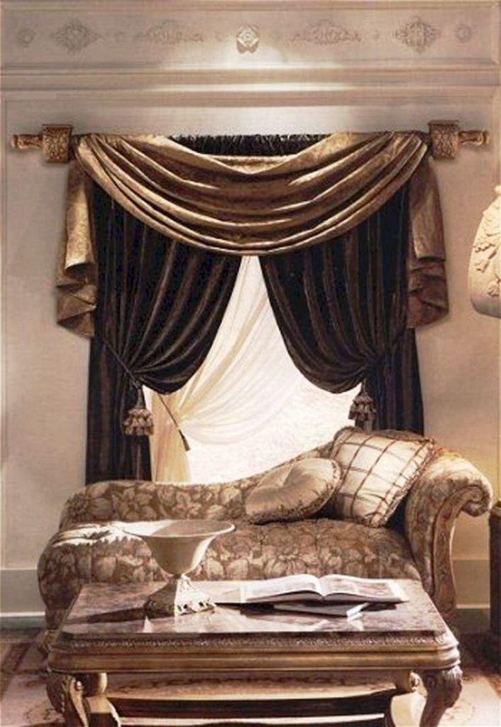 Formal Living Room Curtain Ideas | Living Room | Living room ...