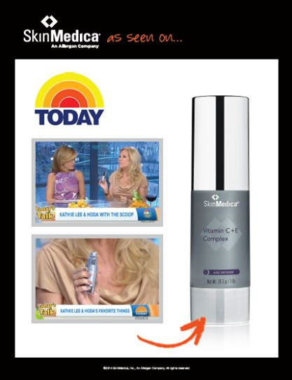 Vitamin C & E Complex - As seen on The Today Show