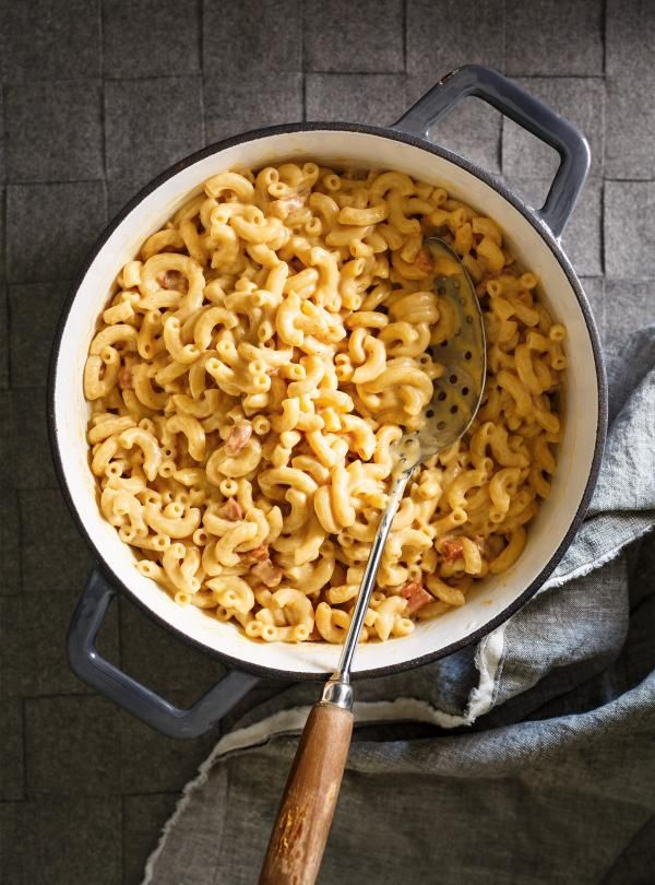 Macaroni au fromage one pot |RICARDO