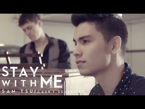 """""""Stay With Me"""" - Sam Smith (Sam Tsui Cover) - http://www.viralvideopalace.com/kurthugoschneide/stay-with-me-sam-smith-sam-tsui-cover/"""