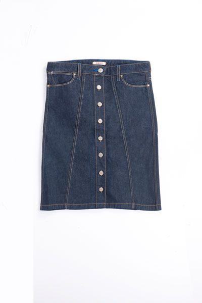 Reflecting the #WranglerAttitude  - Skirt