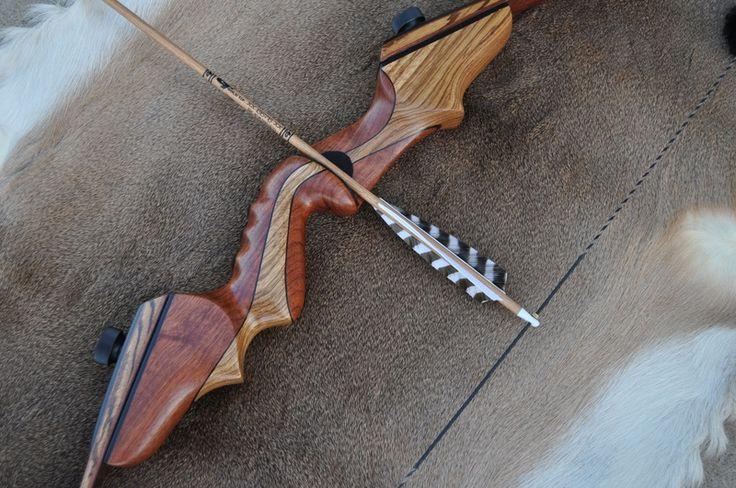 Стрела из дерева своими руками