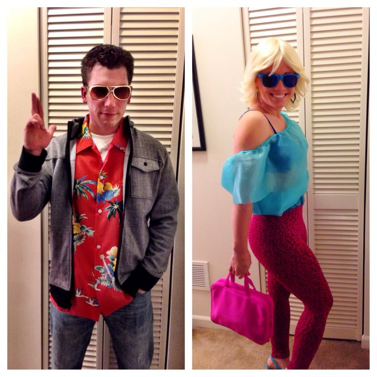 Couple's Halloween Costume: Clarence and Alabama Worley from True Romance