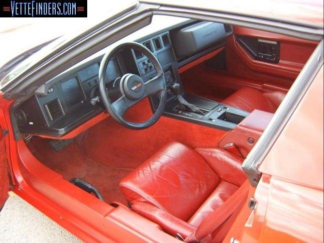 1984 Corvette Interior Cars Bikes Pinterest Corvettes Lounges And 1984 Corvette