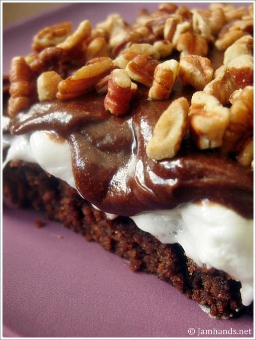Mississippi Mud Brownies...Lord have mercy!! there are no words for this :)