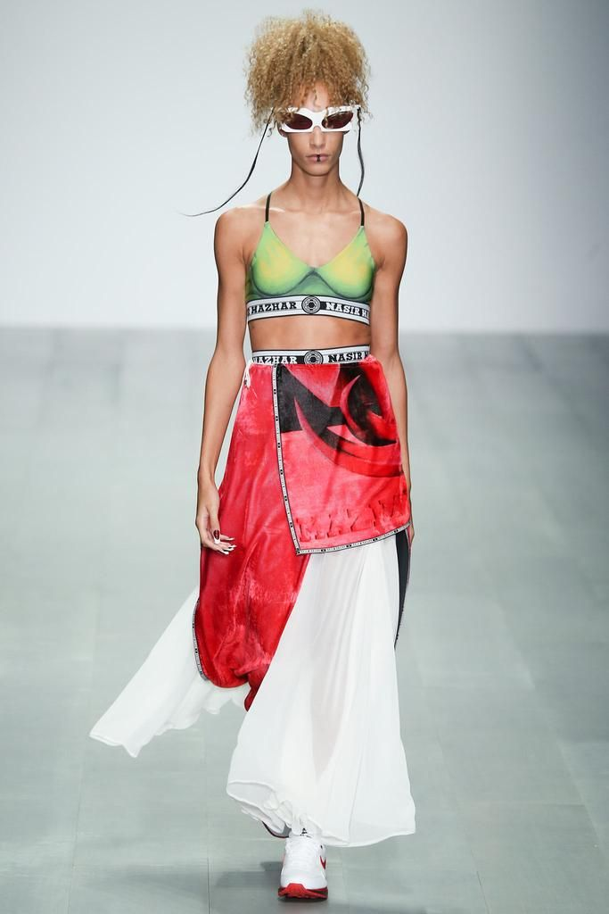 Nasir Mazhar Spring 2015 Ready-to-Wear - Collection - Gallery - Look 1 - Style.com