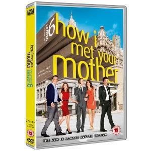 How I met your mother Season 6 (DVD)