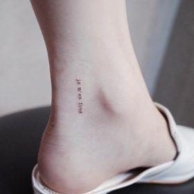 Tatoeages: je bent er voor of je bent er tegen. We begrijpen dat niet iedereen staat te springen om zijn gehele arm, been of buik te tatoeëren, want hallo,...