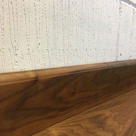 SK110 | Solid Walnut Skirting Board