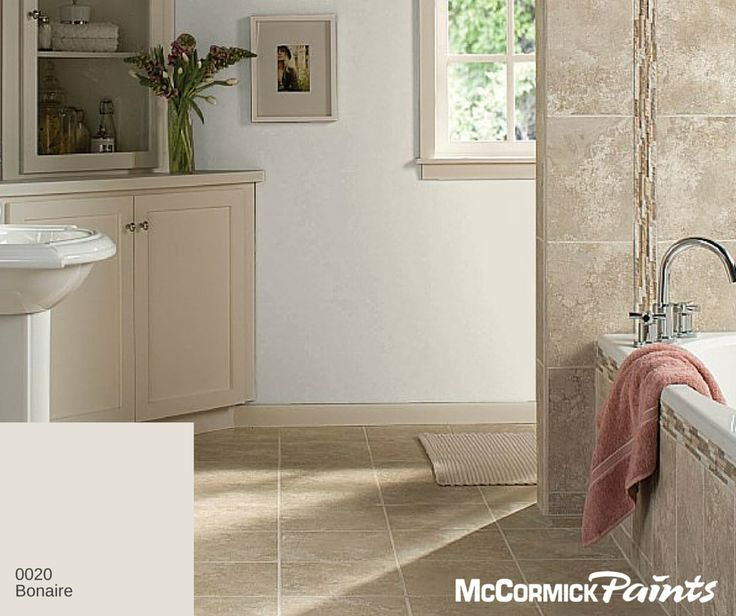Mccormick Paints Bonaire 0020 Light And Airy Neutral