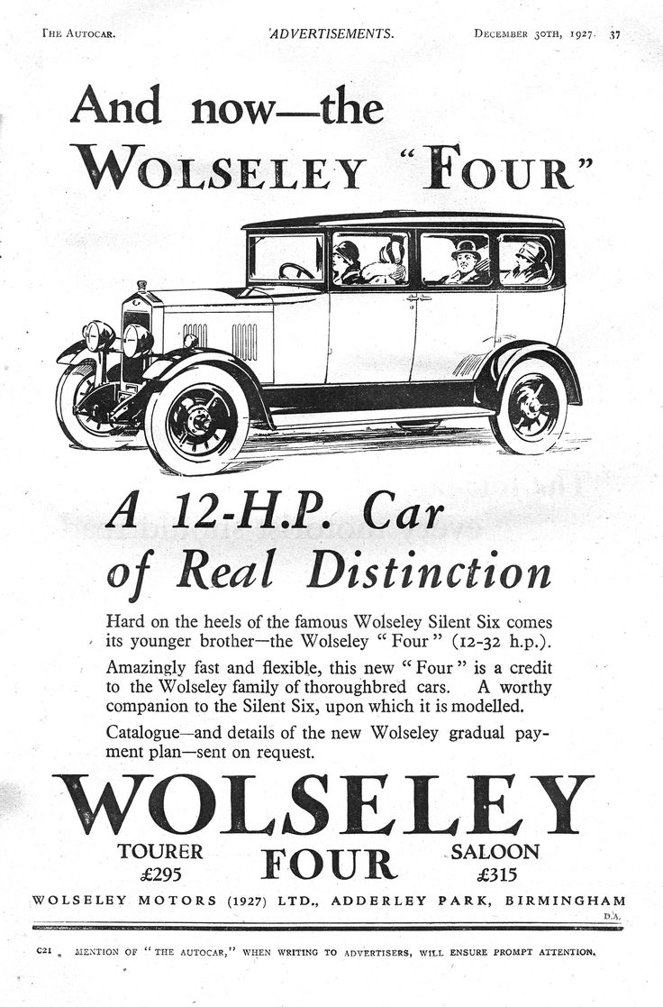 421 best Vintage cars of the past ads images on Pinterest   Old ...