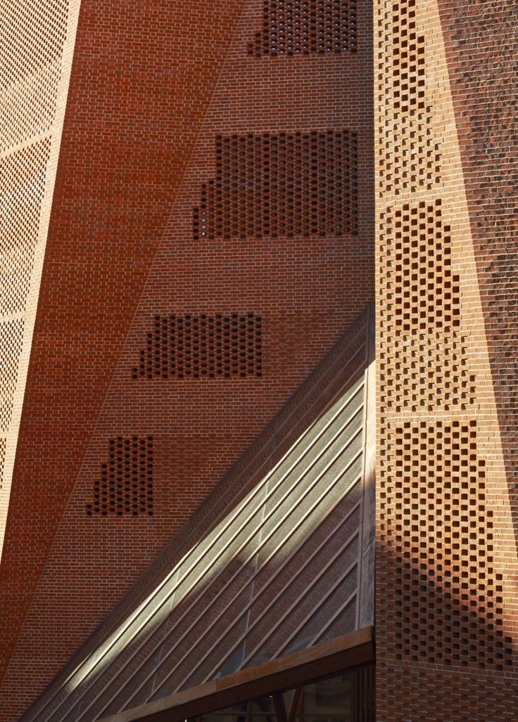 Centro de Estudantes LSE Saw Hock / O'Donnell + Tuomey Architects  © Alex Bland