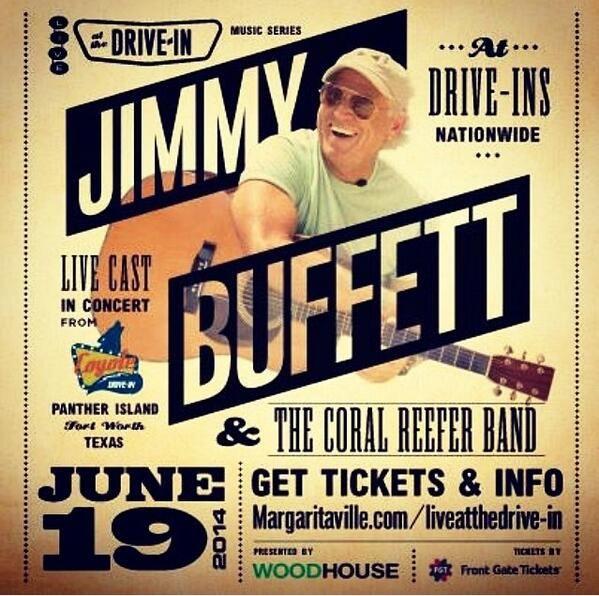 Attend a Jimmy Buffett concert!