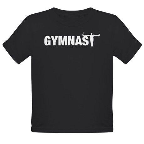 gymnast boys tshirt