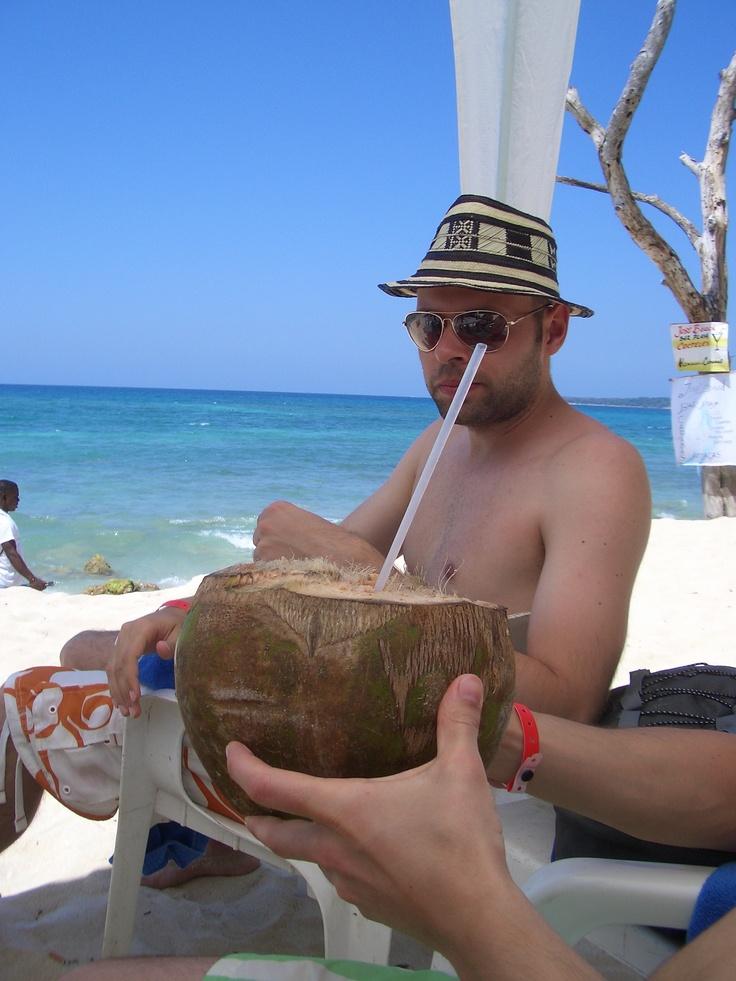 Coco Loco en Las Islas de Baru