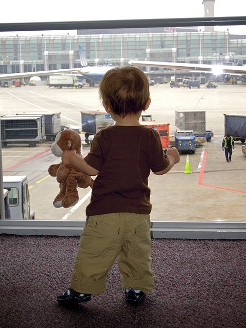 Flying with Baby travel tips