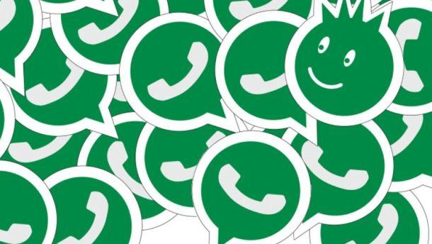 Weit vor Facebook, Twitter und Skype: Über 700 Millionen aktive WhatsApp-Nutzer sprechen eine deutliche Sprache.
