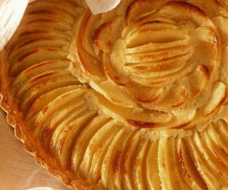 Rezept: Apfelkuchen auf französische Art
