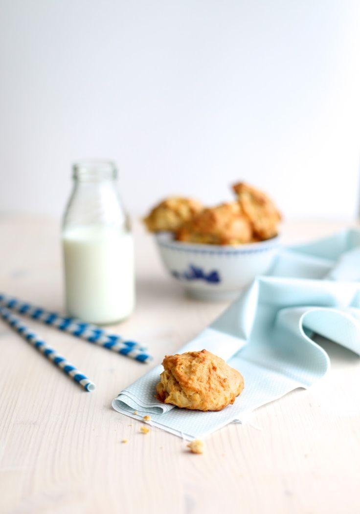 Csibe: Almás fahéjas keksz