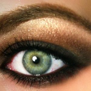 Chocolate Brown Best Eyeshadow for Green Eyes Anything picture