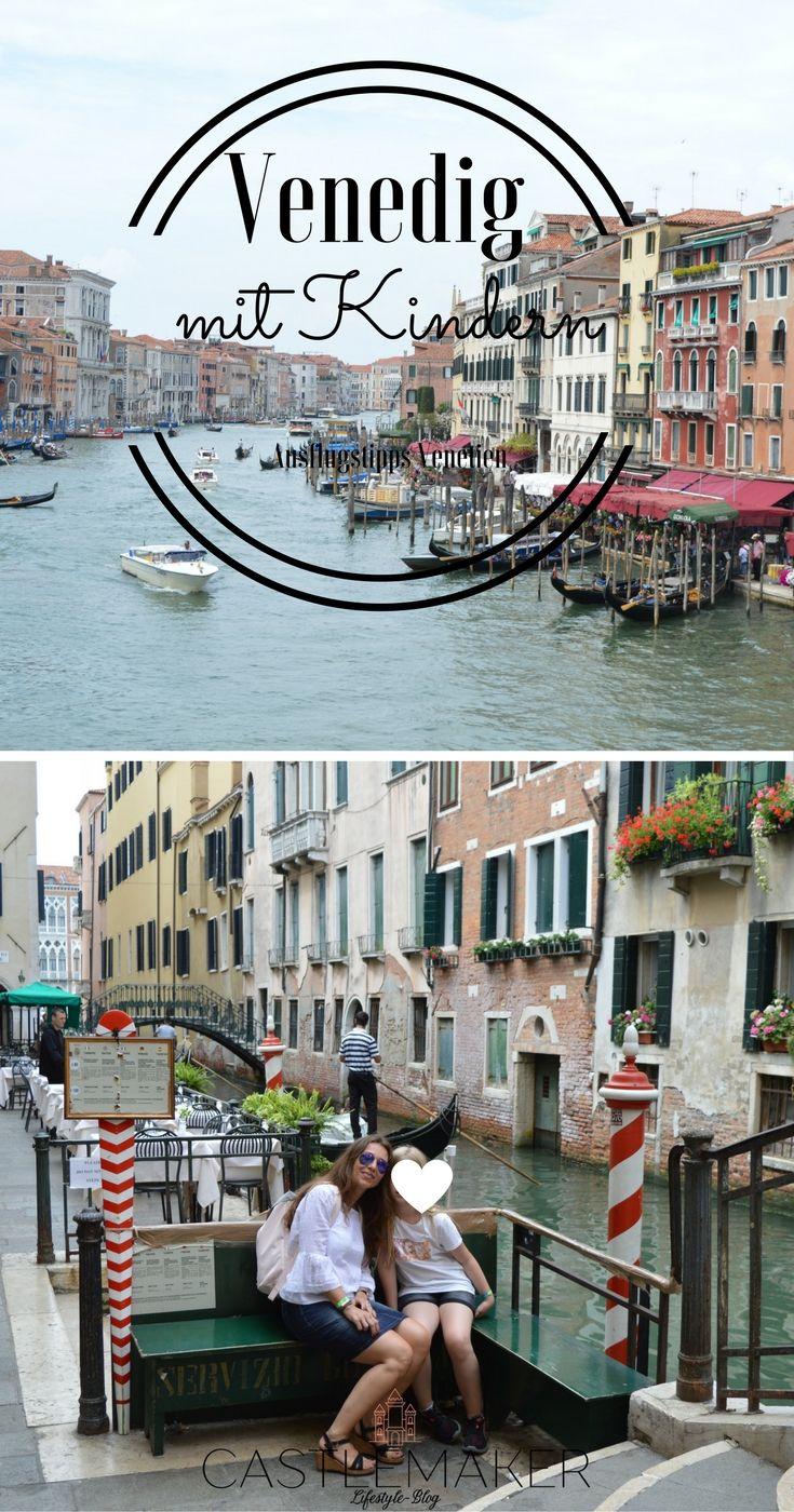 Urlaub in Italien an der Adria ist traumhaft und Ausflüge sollte man unbedingt unternehmen, z.B. nach Burano oder Venedig mit der Fähre ab Punta Sabbioni oder Cavallino Treporti. Venedig mit Kindern entdecken ist zauberhaft.