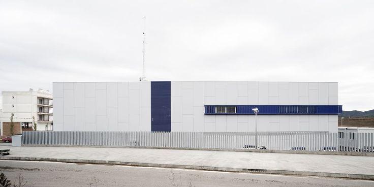Gallery of Estación de Policía Montblanc / taller 9s arquitectes - 11