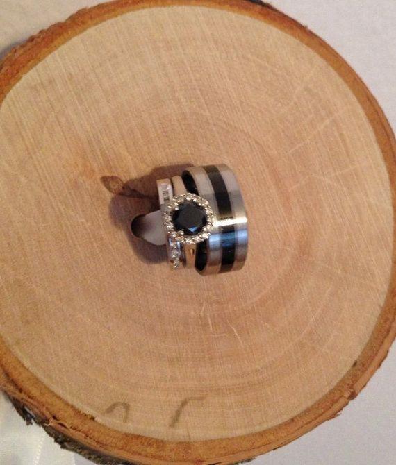 Oreiller d'anneau porteur bois tilleul ronde par PeavyPieces