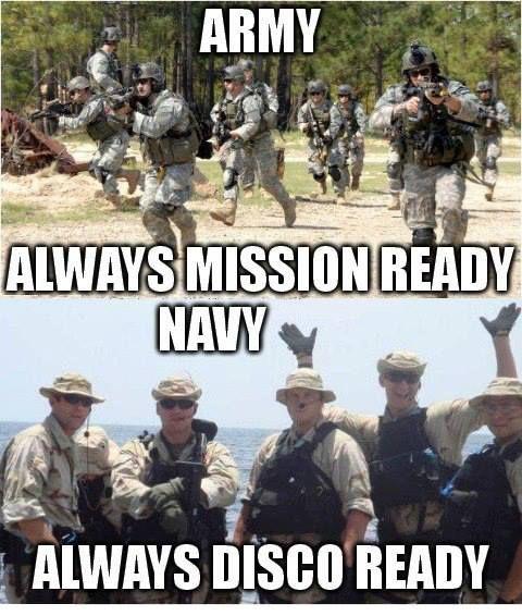 Army, Always mission ready
