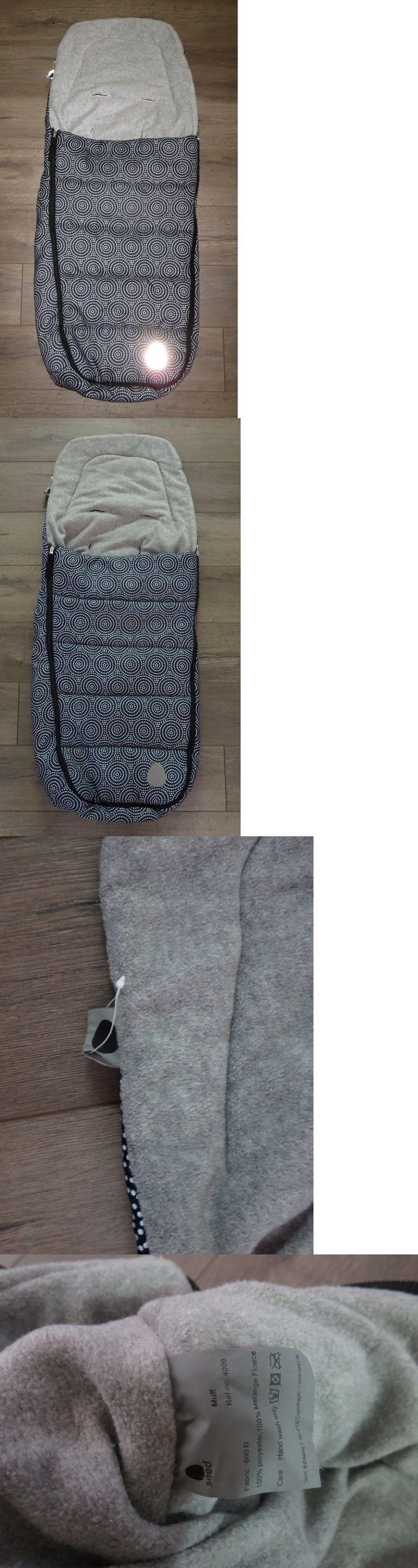 Footmuffs 116553: New Baby Infant Seed Foot Muff Sleeping Bag For Pli Mg Pram Stroller Print -> BUY IT NOW ONLY: $99.99 on eBay!