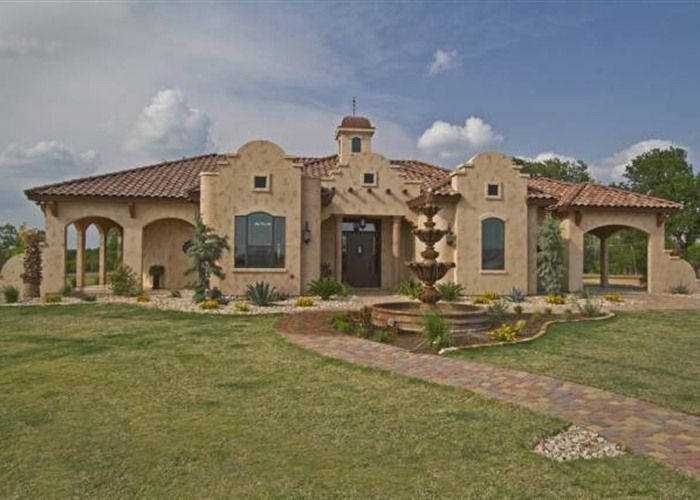 101 best rain queen images on pinterest africa rain and for Spanish ranch style homes