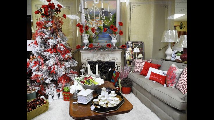 40 Christmas Living Room Decorating Ideas