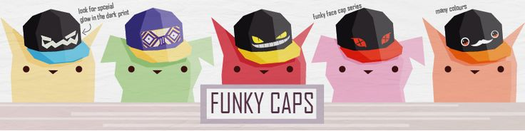 New Store Header, dem animals getting the funk at http://funkycaps.spreadshirt.com/  #hats | #caps | #snapbacks | #cute | #cool | #fashion | #products |