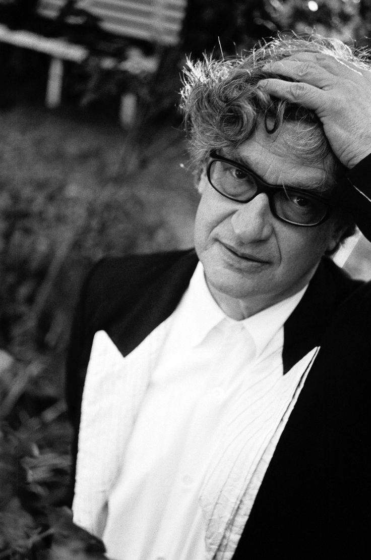 Wim Wenders is a German film director, playwright, author, photographer and film producer.