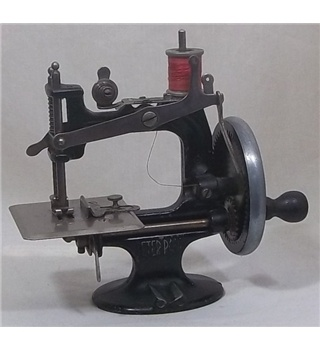 Vintage Peter Pan child's sewing machine  Oxfam  £190.00