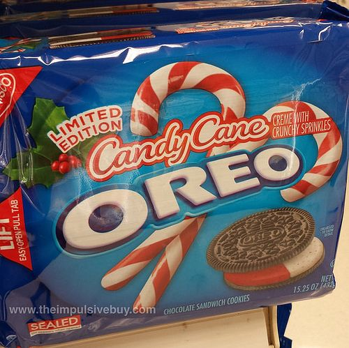 SPOTTED ON SHELVES (RETURNING SEASONAL NABISCO PRODUCT EDITION) - 11/12/2013
