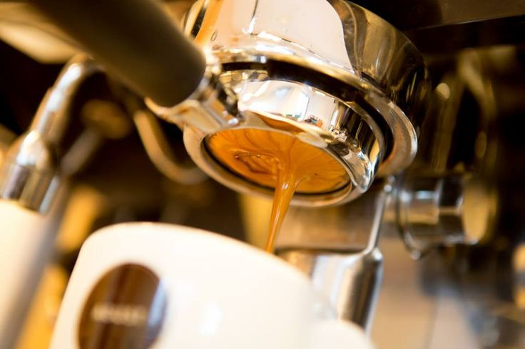 Agust Oro from naked portafilter