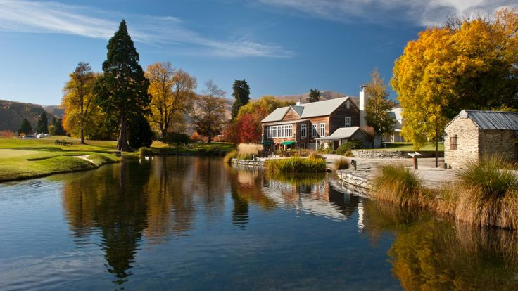 Voted the number one hotel in New Zealand in 2013 and 2014 by the TripAdvisor Travellers' Choice Awards, Millbrook is a five-star accommodation resort in Queenstown, New Zealand. This slice of paradise includes a golf course and day spa.