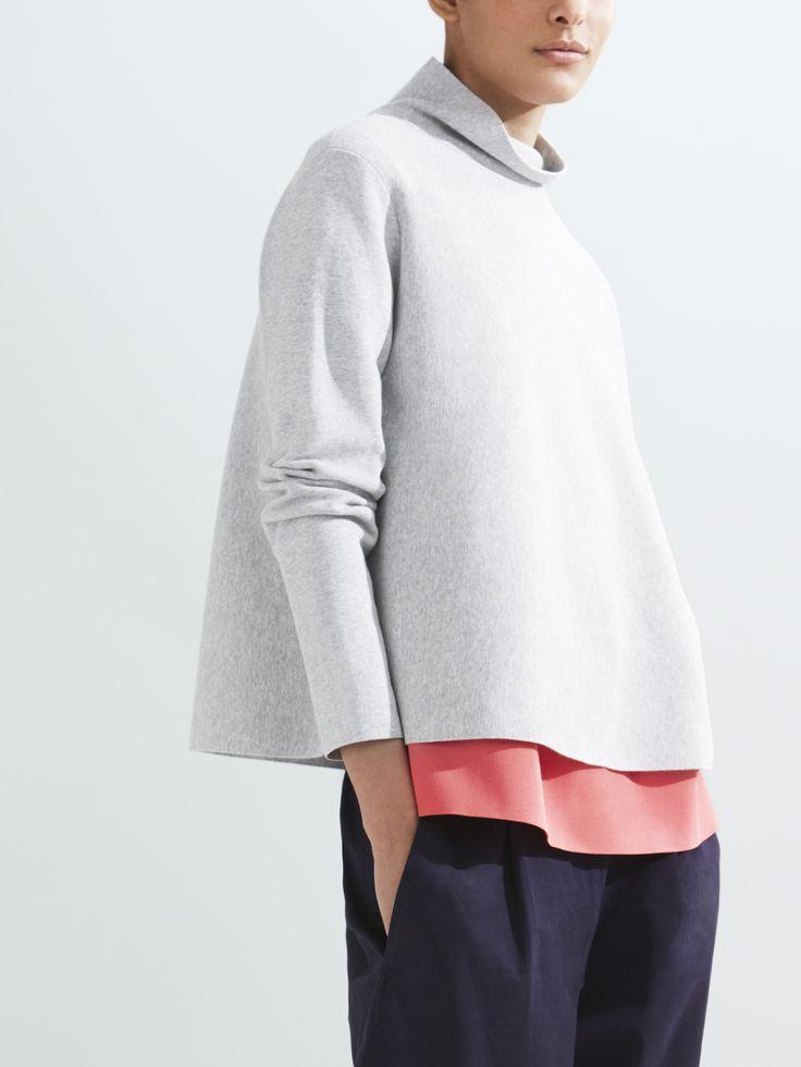 COS | New grey knitwear