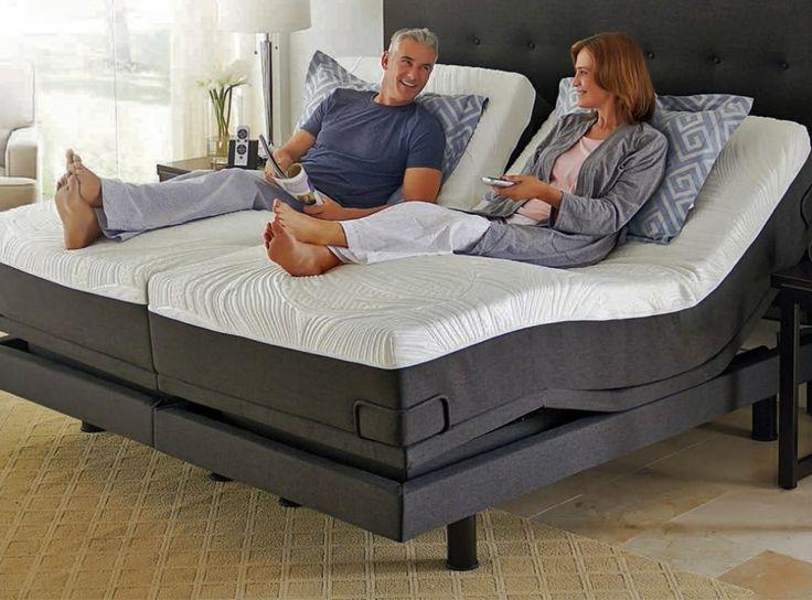 Adjustable Bed Frame For Memory Foam Mattress