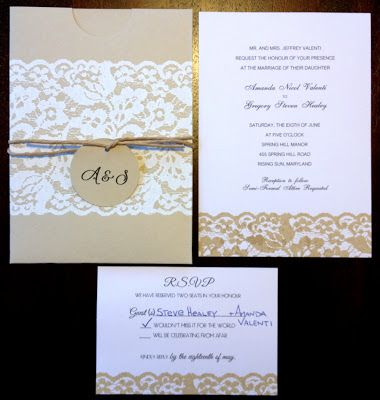 40 best invitations images on pinterest bridal invitations card rustic diy wedding invitations tag cheap inexpensive wedding invitations cute lace country filmwisefo
